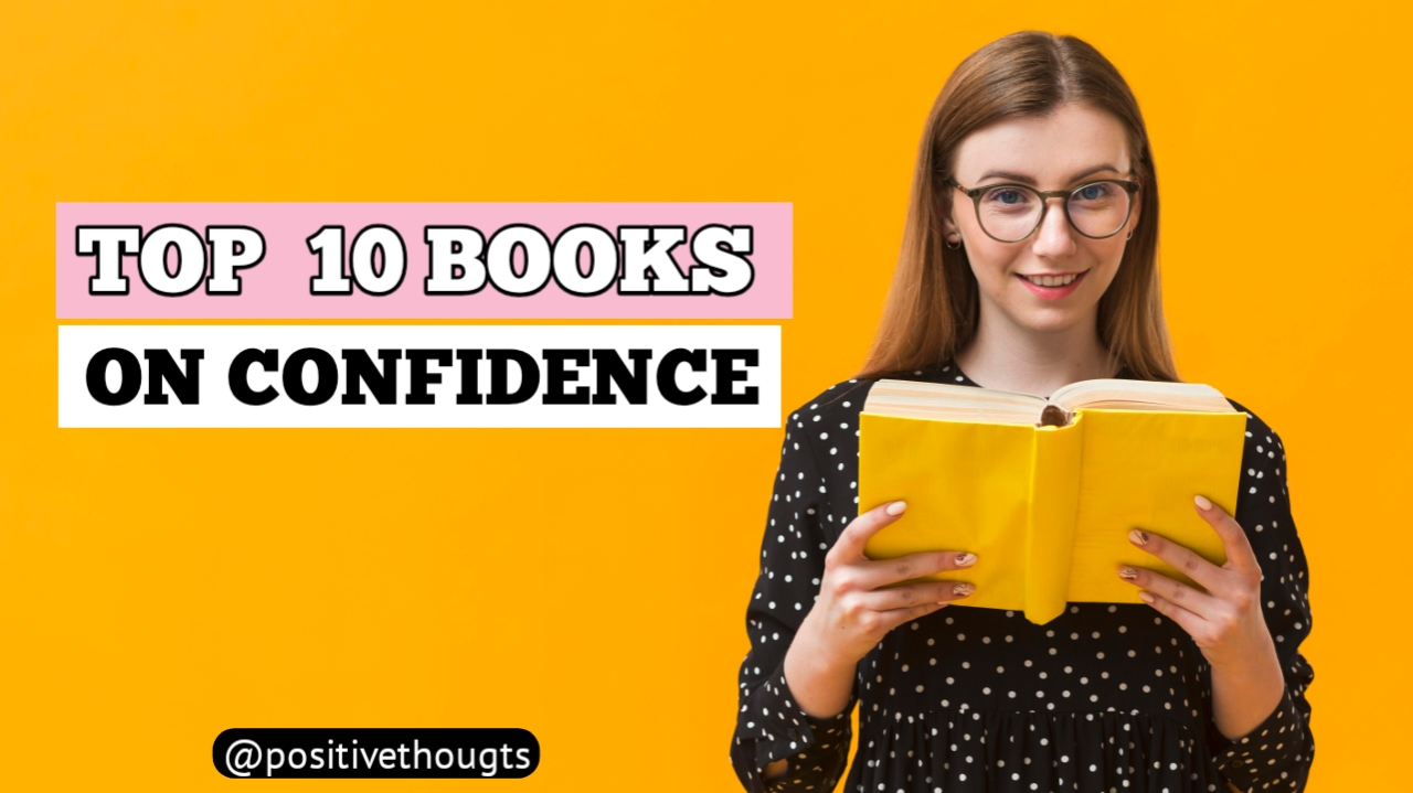 top 10 books on confidence