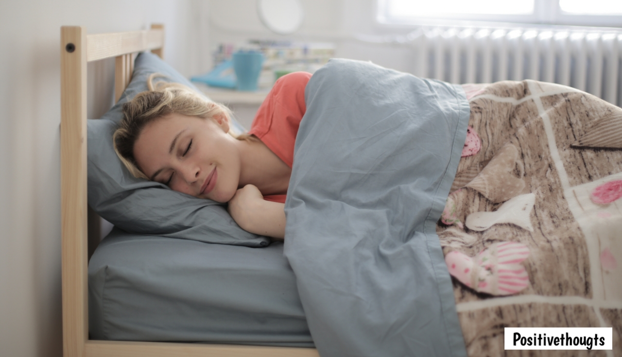 How to sleep early and fast