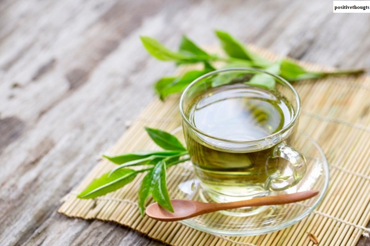 Health benefits and side effects of green tea